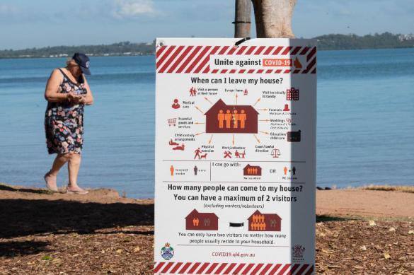 Австралия не планирует открывать границы еще несколько месяцев