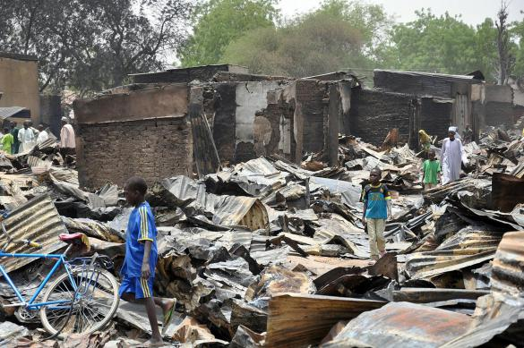 Десятки человек погибли в результате теракта на севере Нигерии