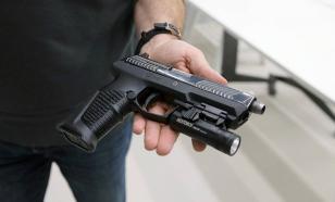 У калининградца изъяли самодельные пистолеты, два АК и шесть винтовок