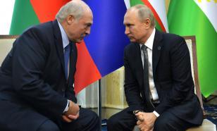 Путин и Лукашенко обсудили единое визовое пространство
