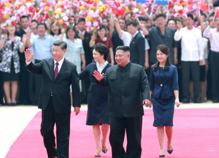 Китай игнорирует санкции против КНДР и злит США