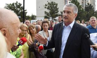 Власти Крыма признали транспортный коллапс в Симферополе