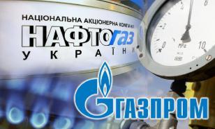 """""""Нафтогаз"""" опроверг новость Reuters о коротком контракте с """"Газпромом"""""""