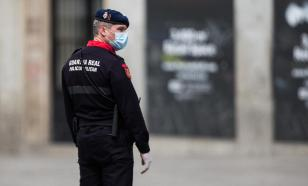 Коронавирус унес жизни более чем 14,5 тысяч испанцев