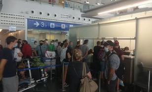 В Петербурге приземлился вывозной рейс из Нью-Йорка
