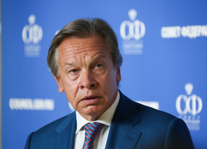 """""""Получается неумно"""": Пушков оценил заявление секретаря СНБО Украины"""