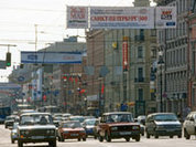 Новости рекламного рынка: Москву избавят от перетяжек ко Дню города