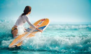 Серфинг - с чего начать новичкам
