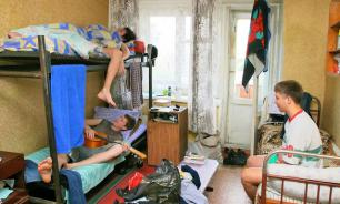 Опрос: треть британских студентов живет без водопровода и отопления