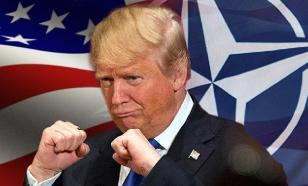Байден: если Трампа изберут на второй срок, НАТО придет конец