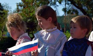 Украинца пристыдили за возмущение российскими флагами в Каталонии