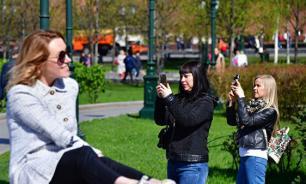 ВЦИОМ: 82% жителей России не любят фотографироваться