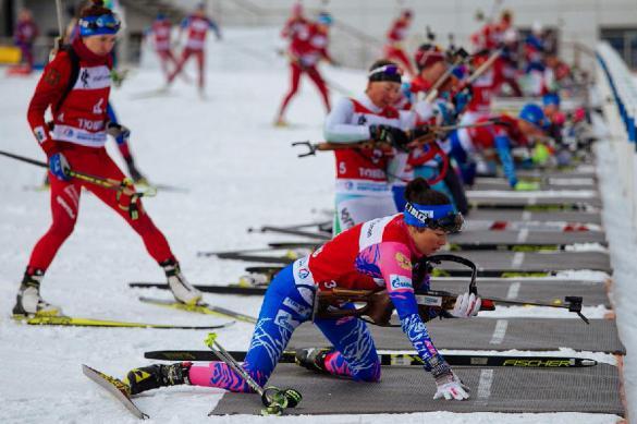 В состав сборной России по биатлону будут включены 32 человека