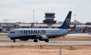 Россия запретила принимать рейсы, которые летят в обход Белоруссии
