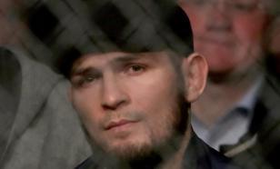 Непобедимый Хабиб прилетел в Дагестан