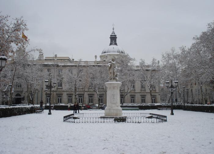 Жителей Мадрида оставили без митингов в честь 8 марта