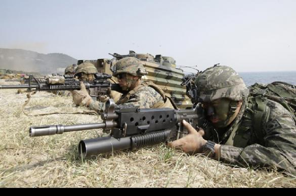 США против Северной Кореи: докопались до мазута
