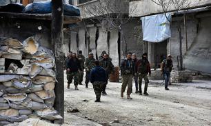 Путин приказал спасти боевиков из горящего Алеппо