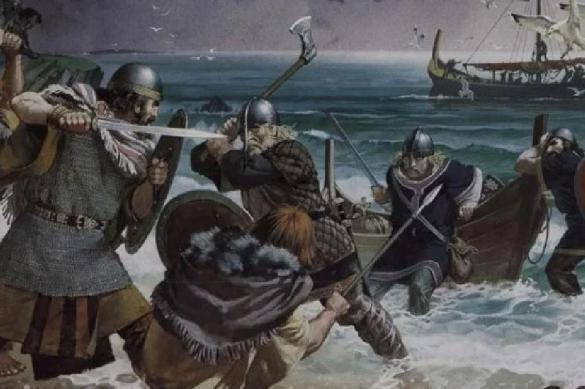 Набег викингов на Севилью