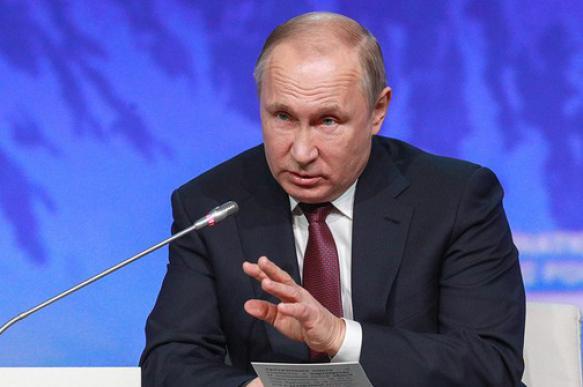 Путин: Зеленскому стоит определиться с тем, чего он хочет добиться