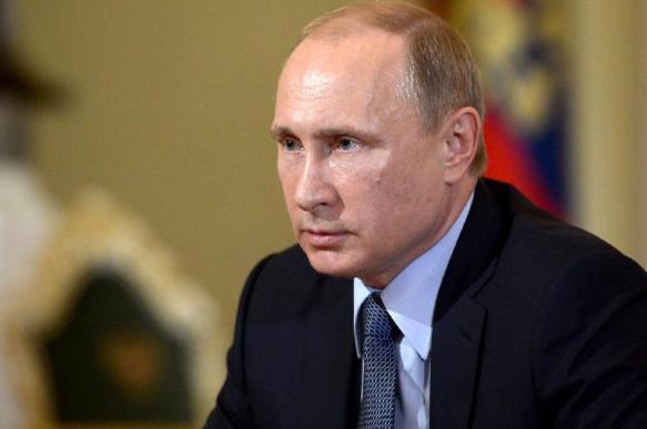 Путин прокомментировал решение WADA об отстранении России
