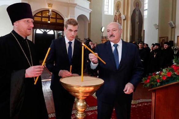 В Сети активно обсуждают повзрослевшего сына Лукашенко