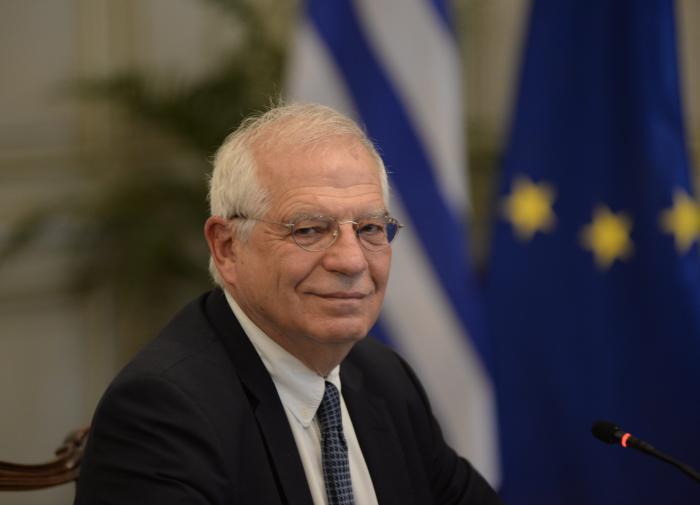 Боррель: решение по санкциям было принято единогласно