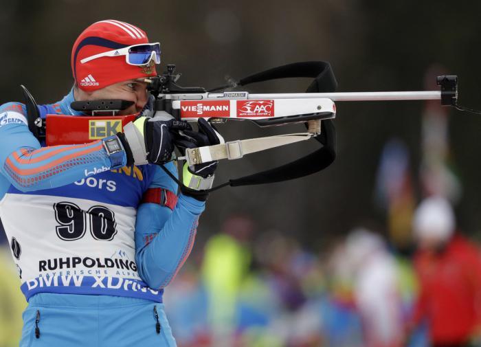 В состав мужской сборной России будут включены восемь биатлонистов