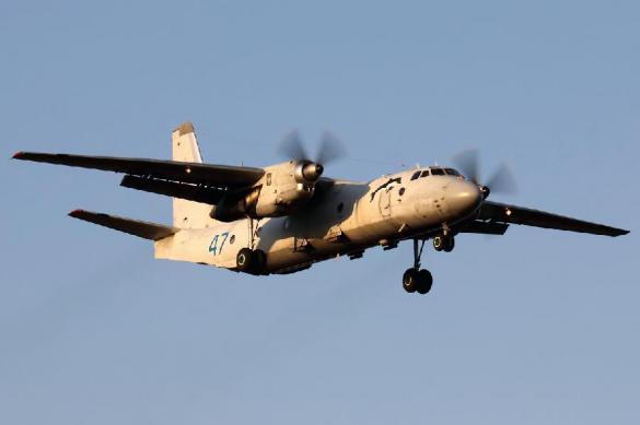 Под Хабаровском пропал с радаров самолёт Ан-26