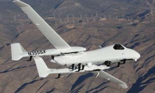 Беспилотник Firebird - новейшая технология США