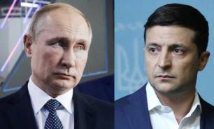 Украинские СМИ: Путин доволен – это плохо, но Зеленский умеет ждать