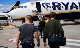 В Швейцарии обвинили Белоруссию в махинациях с сообщением о бомбе на Ryanair
