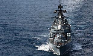Весь Северный флот вышел в море по боевой тревоге