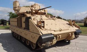 БМП М-2 Bradley - отличная американская бронемашина