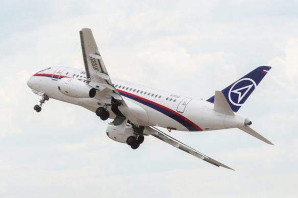 SSJ100 налетали за 2018 год в два раза меньше, чем Boeing и Airbus