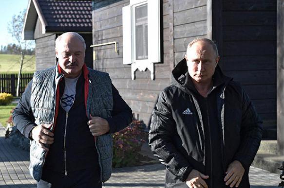 Путин опроверг информацию о вхождении Белоруссии в состав РФ