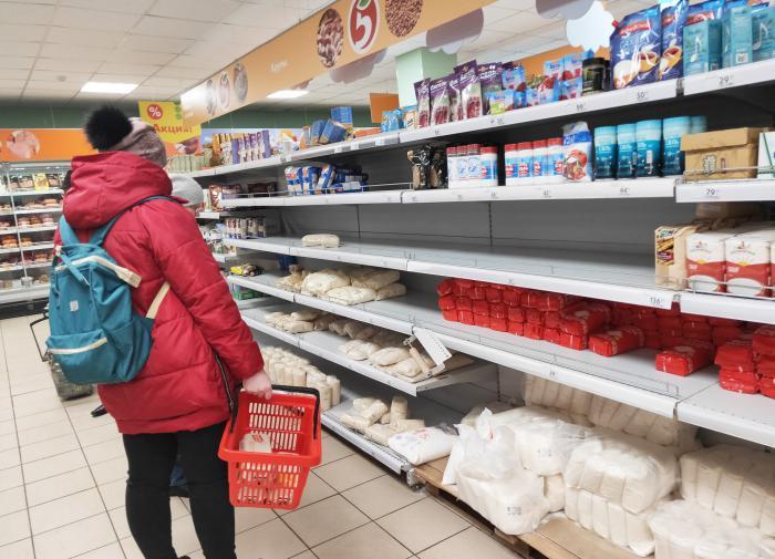 Минтруд не планирует рассчитывать потребительскую корзину с 2021 года