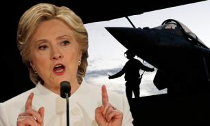 Готова ли Клинтон воевать с Россией ради бесполетной зоны в Сирии?