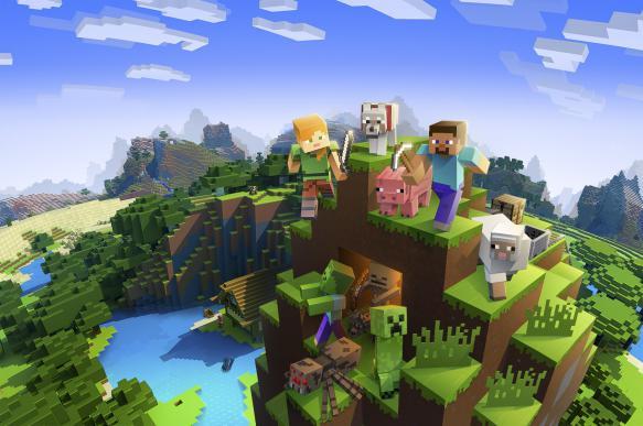 Как Pokémon Go: Minecraft теперь тоже дополняет реальность