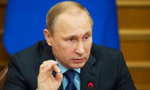 Путин детским стишком ответил на вопрос про газ для Украины