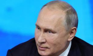Путина беспокоит вопрос снижения доходов россиян