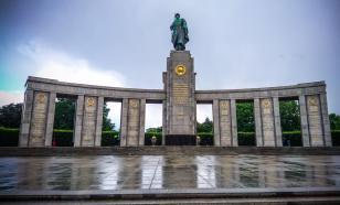 В Берлине почтили память советских воинов