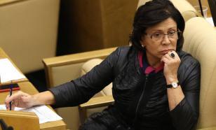 Роднина жестко отреагировала на обвинения со стороны Тарасовой