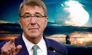 """Глава Пентагона: """"Ужасную Россию"""" сдерживает только ядерное оружие"""