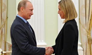 Россия будет выбирать между ЕС и США?