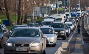 Москва будет строить  ежегодно 100 км дорог