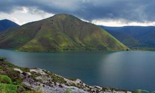 Вулкан Тоба может снова уничтожить человечество