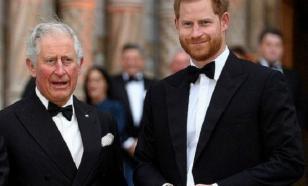 Принц Гарри нашел замену своему отцу
