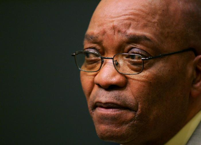 Экс-президент ЮАР отправился в тюрьму. Пока на 15 месяцев