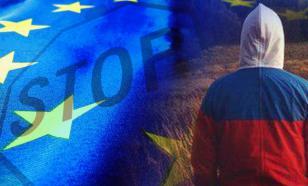 """ЕС внес восемь россиян в """"чёрный список"""" за """"подрыв суверенитета Украины"""""""